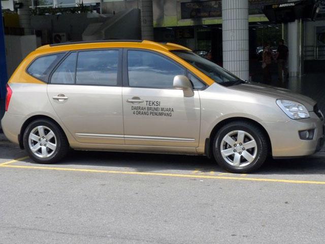 brunei-taxi