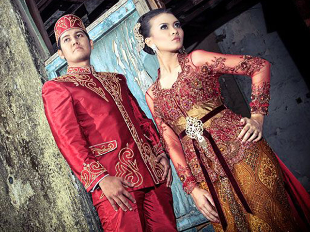 Indonesia: Kebaya
