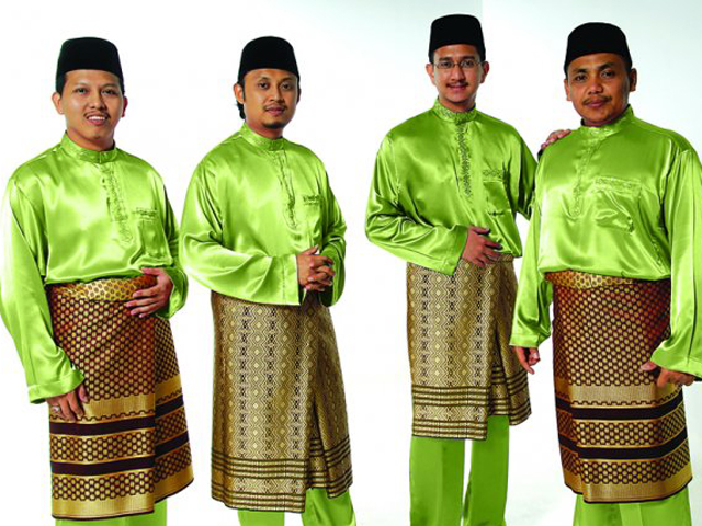 Malaysia: Baju melayu
