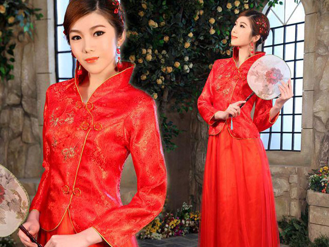 Singapore: Cheongsam