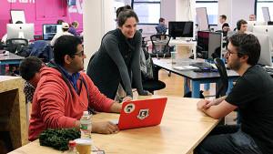 Programming bootcamp in Boston