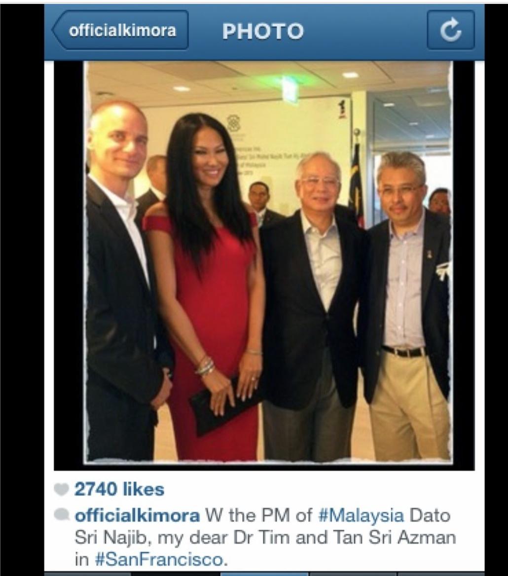 1MDB scandal: Next suspect Goldman Sachs banker | Investvine