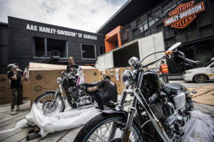 Harley Davidson's new Thailand plant comes at the right