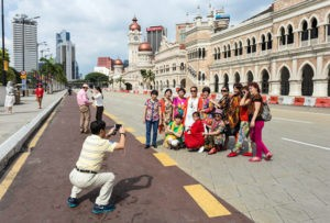 Malaysia hopes to welcome 30 million tourists by 2020