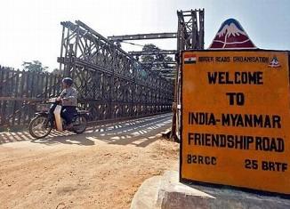 India Myanmar Thailand Trilateral Super Highway