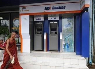 Myanmar ATM