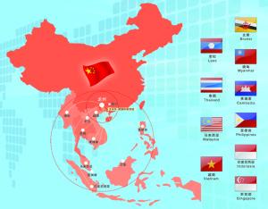 china trade asian Area free
