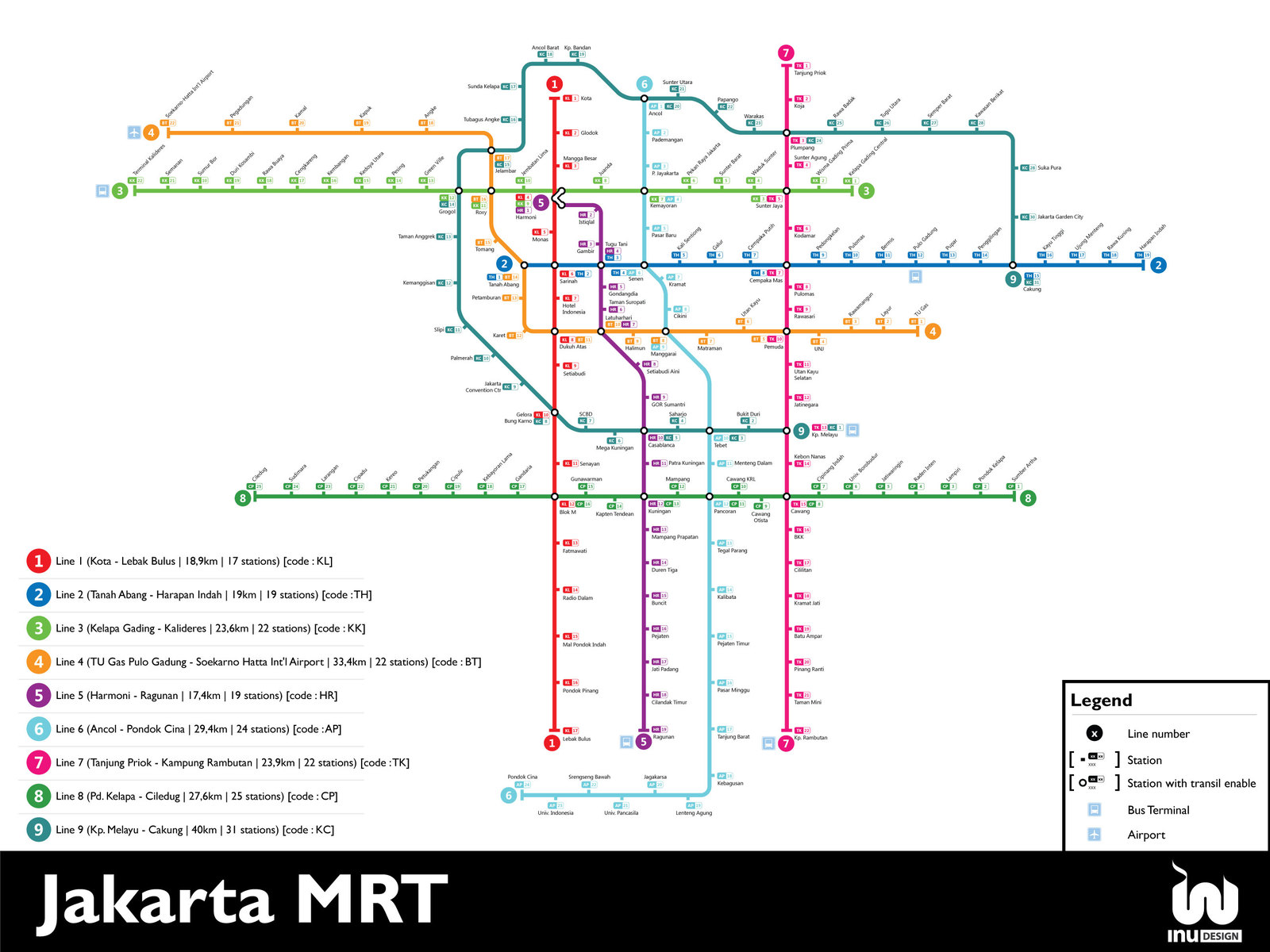 Jakarta Breaks Ground On Mrt Investvine
