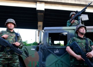"""Japan """"gravely concerned"""" about developments in Thailand"""