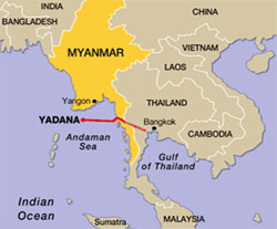 French oil giant Total invests in Myanmar | Investvine