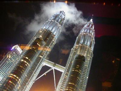 1: Petronas Twin Towers