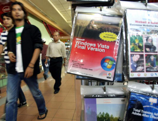 GALLERY: Software piracy in ASEAN