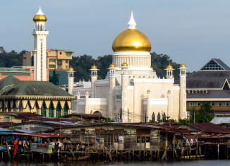 Brunei bracing for tougher times after oil joyride